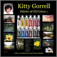 Palette of Oil Colors